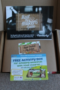 Flavourly food box