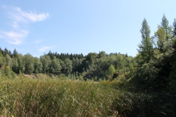 Rasová - former sandstone mine