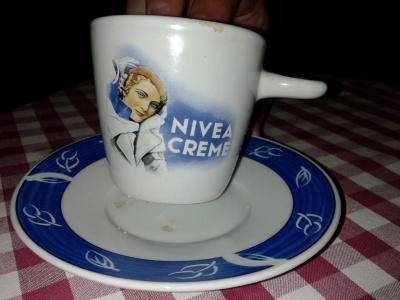 Nivea espresso cup