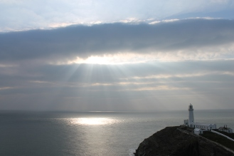 Holyhead - lighthouse