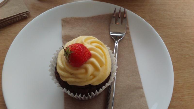 Cupcake at (tsp.)