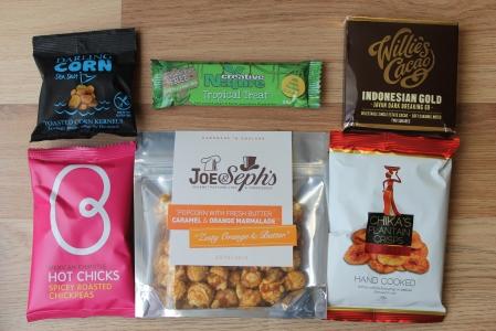 Flavourly box - July 2015