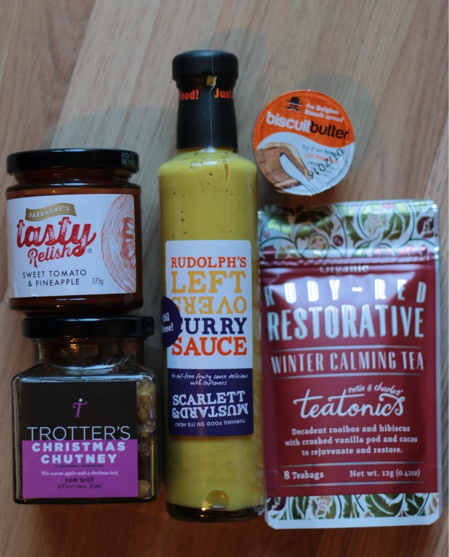 Flavourly box - December 2015