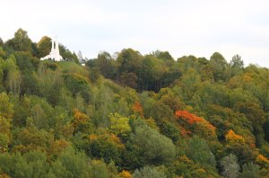 The Hill of the Three Crosses, Vilnius