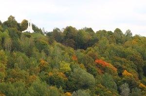 The Hill of the Three Crosses, Vilnius