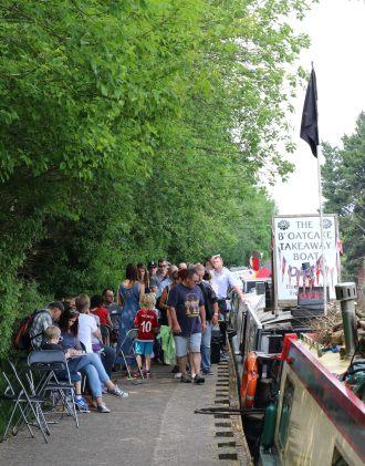 Etruria Canal Festival
