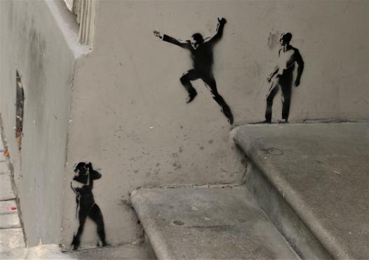 Street art - Riga