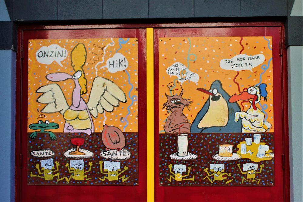 Street art Netherlands