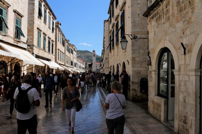 Dubrovnik Croatia Games of Thrones old town