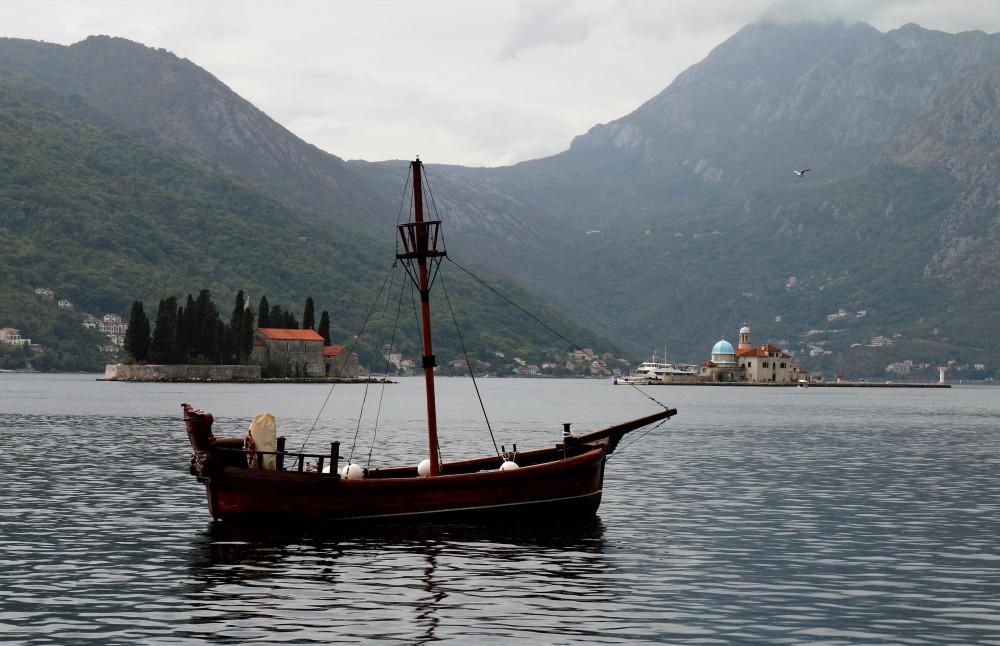 Boka Kotorska, Montenegro, Perast