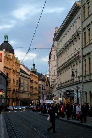 Prague street photo