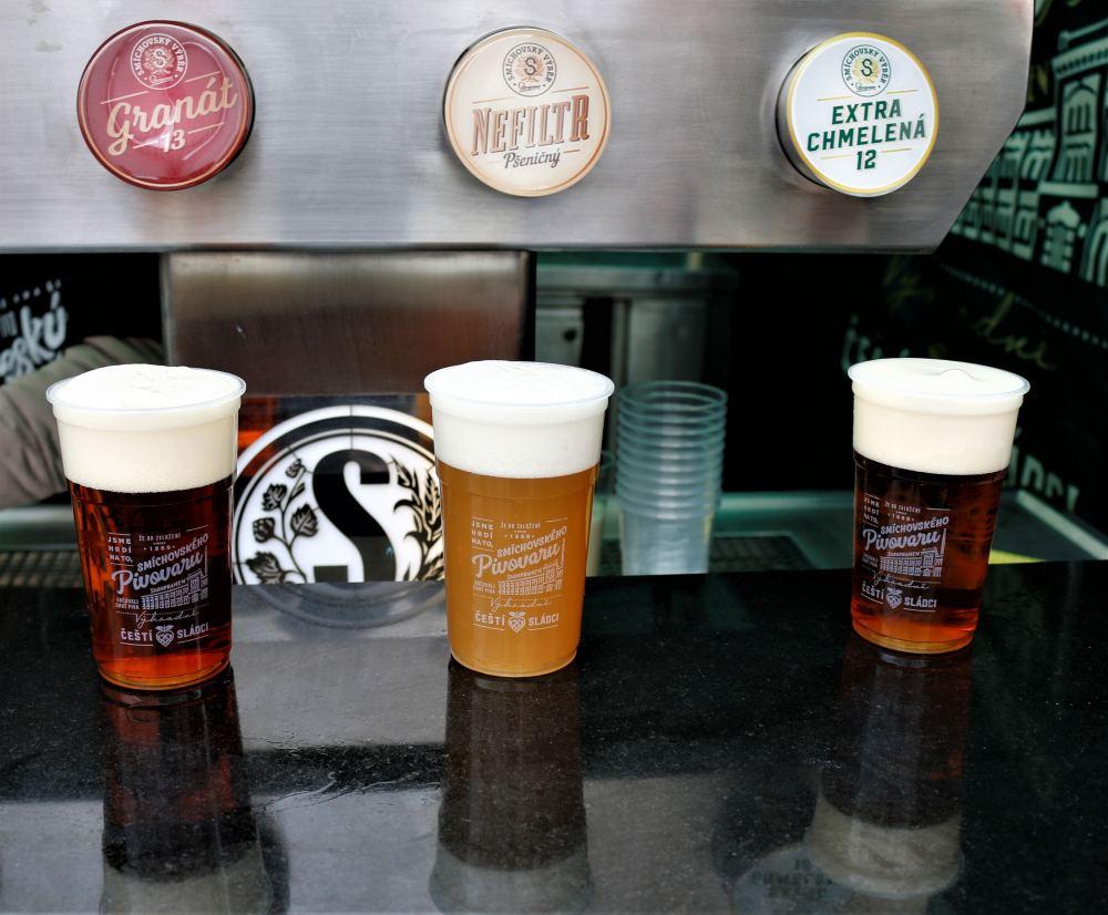 Staropramen beer types