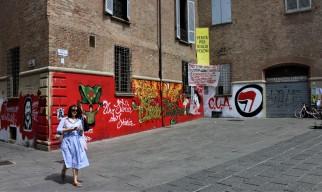 Street art Bologna