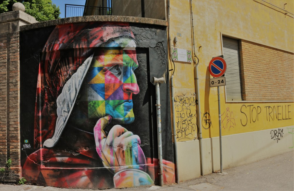 Street art Ravenna