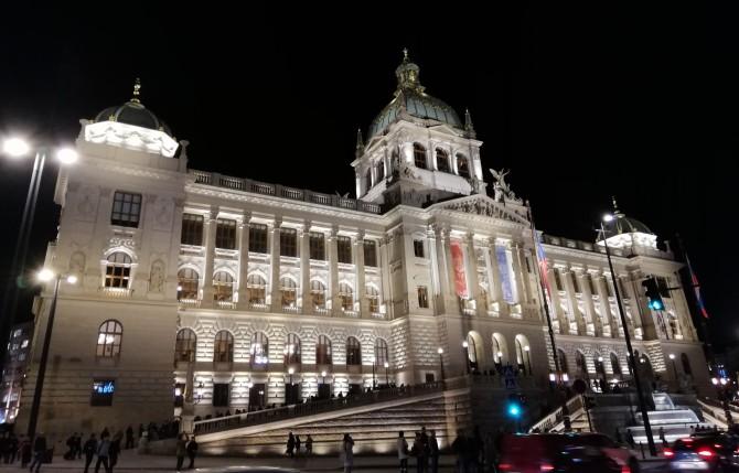 National Museum, Wenceslas Square, Prague